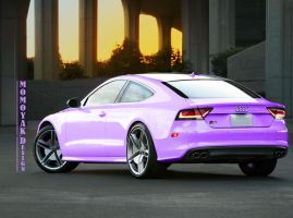 Audi S7 SportCoupe by MOMOYAK by MOMOYAK