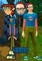 Harold - The Sims 3 by 666-Lucemon-666