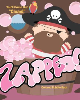 Waldo the Pirate for Zapped by therainechild