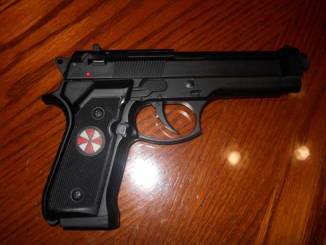 Umbrella Corp. M92F by JillUzumaki