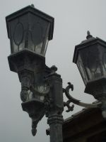 Street Lamps by obigirl