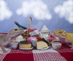 Gecko Picnic  - 4 by creative1978