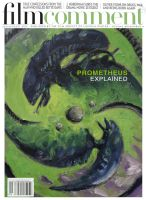 Prometheus FilmComment Cover by AmandaThompsonArt