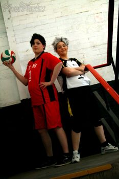 .:Haikyuu!!:. by BakaPhotography