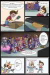 Television Plot Twist (Side Story) page 1 by Xzeit