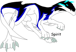 Spirit ref by QuestionTheDragon