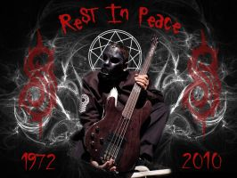 RIP Paul Grey 2 by BloodyDarkAngel