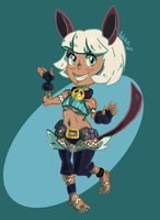 Ms. Fortune by CuteSkitty