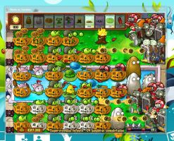 D: Plants vs Zombies by ovtovaz