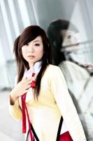 Malaysian Cosplayer: Michelle by boylabo33