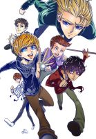 EXO-M - Counter Attack by Labapo999