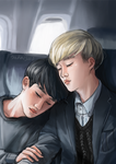 kyungmyeon by Julia-Yes