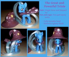 Trixie +Improved Design+ by Gryphyn-Bloodheart