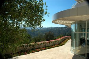 Garden of the Getty by samster12
