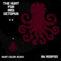 The Hunt for Red Octopus by roofoo