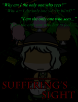 Suffering's Sight - Poster by Kigurou-Enkou