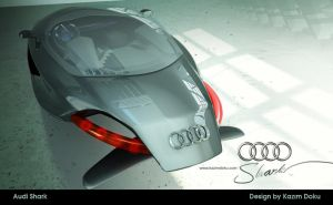 audi car design concept by kazimdoku