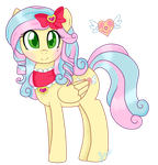 Hearts and Bows by Ashourii