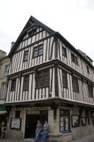 Old building in Bayeux by longlivelol