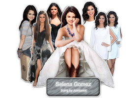 Selena Gomez pngs by justdancegraphic