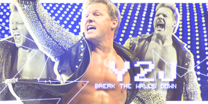 Chris Jericho Speed Tag by TattyDesigns