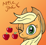 Apple Jack by Krispina-The-Derp