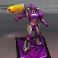 Galvatron by wizardofosmond