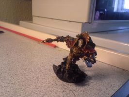 Angron - Primarch of the World Eaters by Skoll