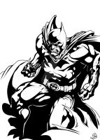 Batman    By Komus-d69k3e6 by Plugin848y