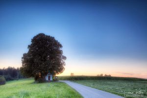The small chapel by LinsenSchuss