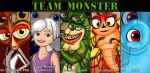 Team Monster by TheDocRoach