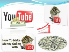 How to make extra money online with youtube? by Russell919