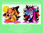 HALLOWEEN COMMISSION by Autumn123Charlotte