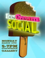 Ice Cream Social at Gulfstream by aMorle