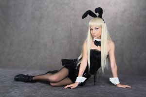 Playboy Bunny by elara-dark