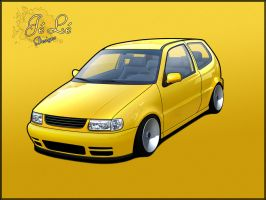 Vw Polo by LeemansJ