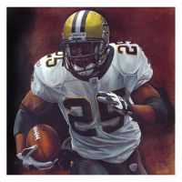 Reggie Bush by charles-hall