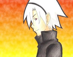 Soul Eater Evans by MadeInHeavenFF15