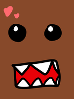 domo by InfectedPlushieLove