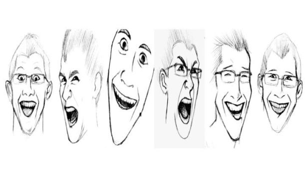 The Many Faces Of Mark by 2034220p4rd1