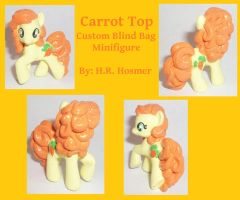 Custom Blind Bag Carrot Top by Gryphyn-Bloodheart