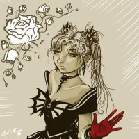 Sailor Moon Ala Emo by Candied-Cheesecake