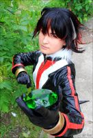 Shadow The Hedgehog by KeyTaylor