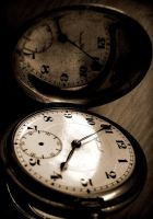 Time is broken Here by Forestina-Fotos