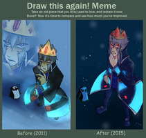 Before and After by yamihp7