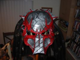 S.E.C WarCry Bad Blood head by 2006chaos