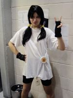 Me as Videl by judit92
