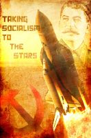 Socialism in Space by renjikuchiki1