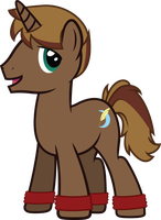 Brown Moon [request] by TechRainbow