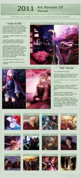 2011 Year Review by tsunoh